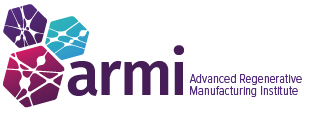 ARMI - Advanced Regenerative Manufacturing Institute Logo